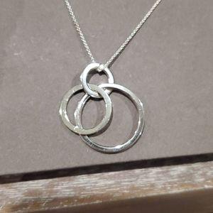 J. Jill Jewelry - J. Jill Sterling Silver Necklace